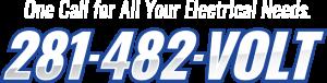 281-482-Volt-med | electrician Friendswood TX