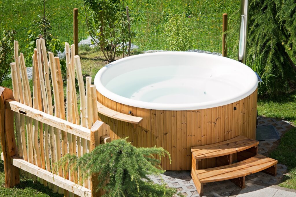 hot tub wiring   electrical contractor Friendswood