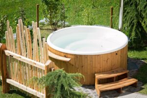 hot tub wiring | electrical contractor Friendswood